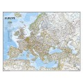 NG Europe Classic Map 77cm x 60cm