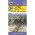 Giona - Vardousia • Hiking map 1:25.000