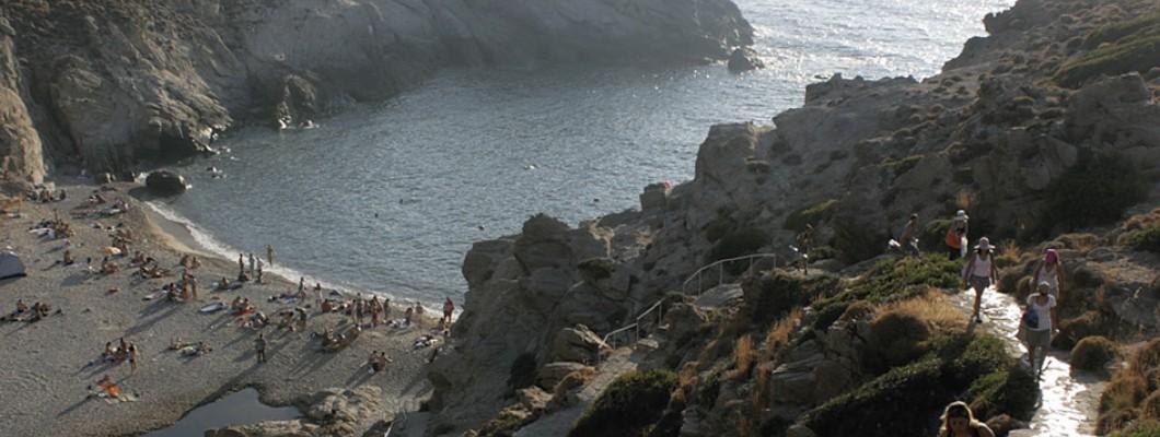 Ikaria Hiking trails