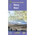 Mani • Hiking map 1:30000