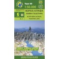 Northern Agrafa - Lake Plastira • hiking map 1:50 000