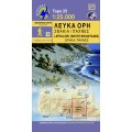 Lefka Ori - Sfakia / Pahnes • Hiking map 1:25.000