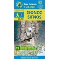 Sifnos • Hiking map 1:25.000