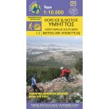 Northern and Southern Imitos • Hiking map 1:10 000
