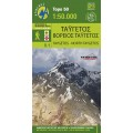 Taygetos North Taygetos • Hiking map 1:50 000