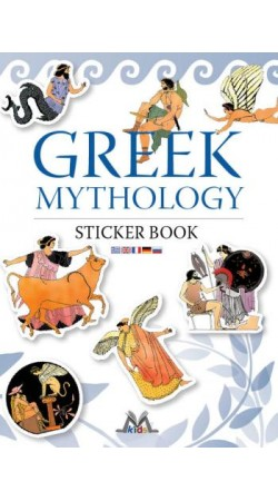 Greek Mythology, Sticker book