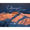Olympus - 100 years - aerial photobook