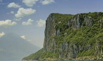 Sfaktiria or Sphacteria Island