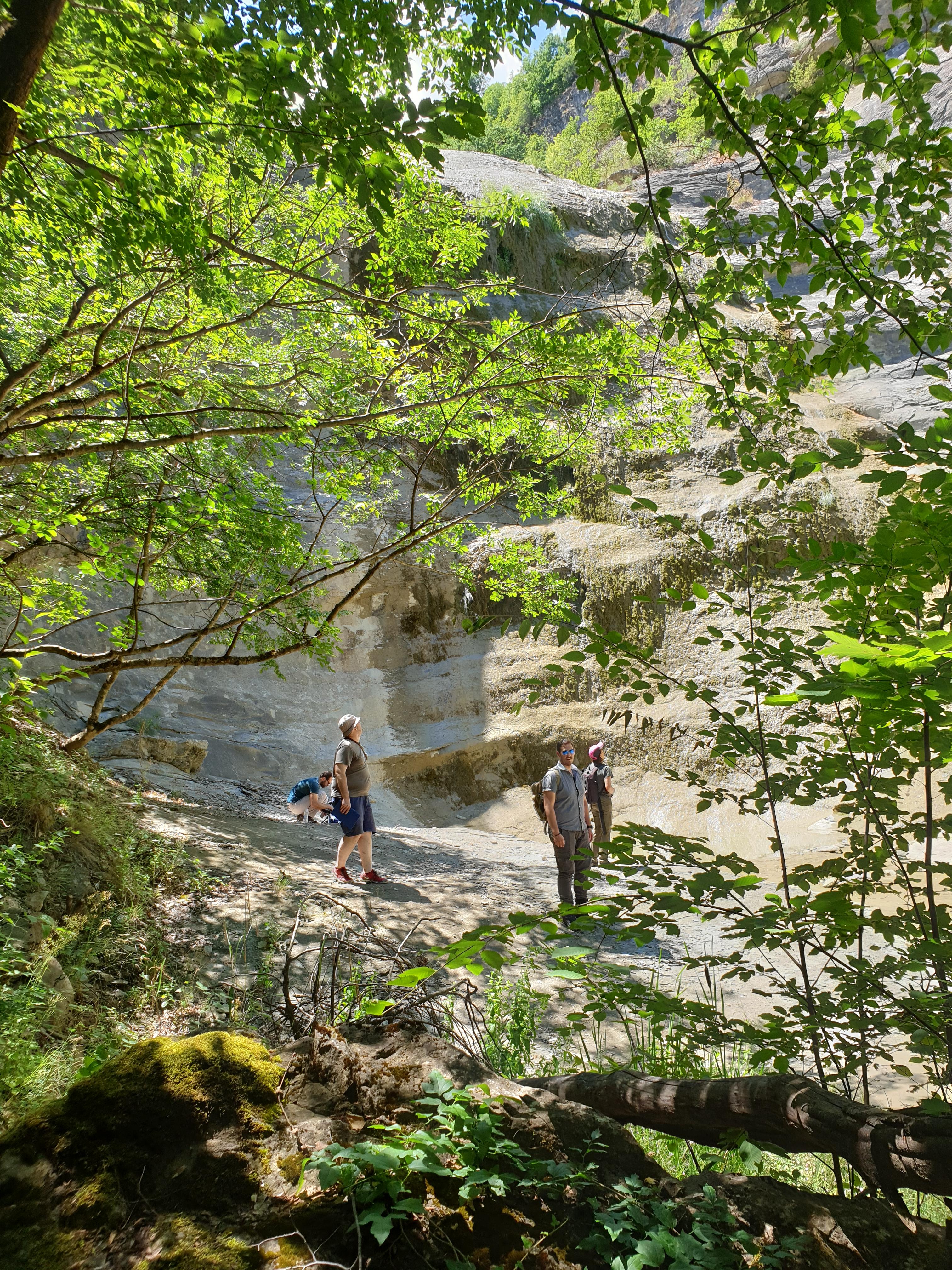 Tsouka Waterfall